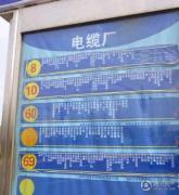 淮安人家交通图