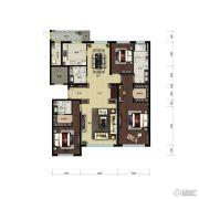 天润福熙大道3室0厅0卫219平方米户型图
