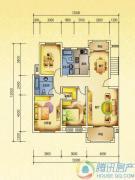 天泽苑0室0厅0卫128平方米户型图