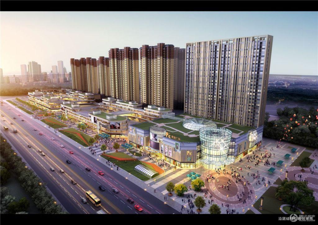 邓州建业森林半岛房源在售 均价5300元/平