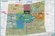 建业十八城5期山水湖城交通图