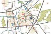 远洋绿地�峰公馆规划图