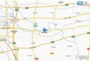 建业电影小镇之橙园交通图
