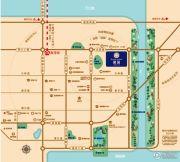 融创中南御园交通图