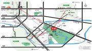 首开万科城市之光交通图