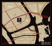 时代保利中环广场交通图