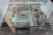 华泽天下 高层3室2厅2卫121平方米户型图