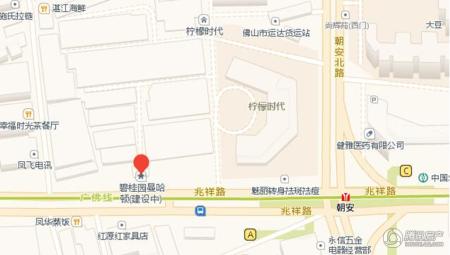 朝安碧桂园