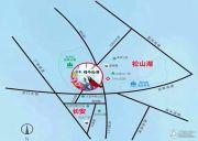 保利格外松湖交通图