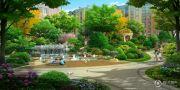 香榭里・领秀城外景图