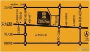 龙翔・世纪城交通图