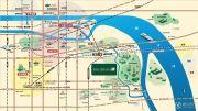 奥园莲峰圣境交通图
