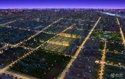 北京城建・北京合院交通图