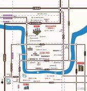 东旭千江月交通图