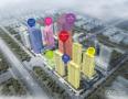 同价位楼盘:众美定制广场效果图