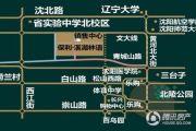 保利溪湖林语交通图