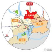 紫金台交通图