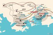 合正东部湾交通图