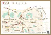 中冶・逸�Z台交通图