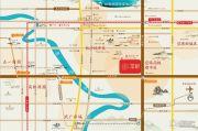 君合・新城・玺樾交通图