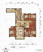 万年・园博墅4室2厅2卫260平方米户型图