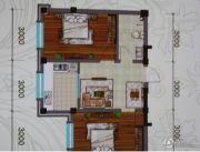 新风龙翔国际家园2室2厅1卫0平方米户型图