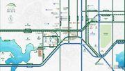 绿城云杉郡交通图