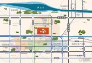 北环大厦交通图