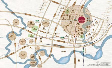 龙兴国际生态新城