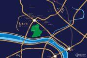 都市兰亭交通图