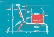 萝岗奥园广场交通图