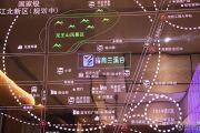 招商兰溪谷交通图
