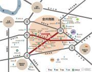 力帆红星国际广场交通图