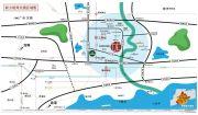 新力珑湾交通图