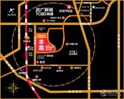 福城美高梅广场交通图