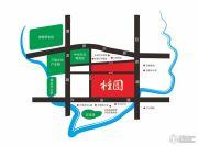 豫中桂园交通图
