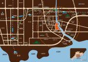 豪利天汇交通图