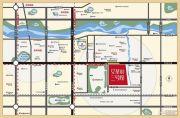 文华街・三号院(3期)交通图