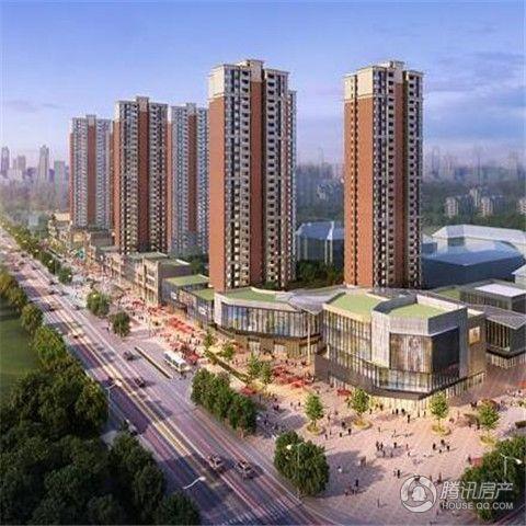 林达阳光新城效果图