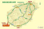 中和龙沐湾交通图