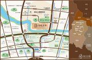 新希望锦悦北府交通图