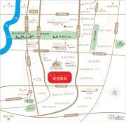 景瑞龙湖缇香郦城规划图