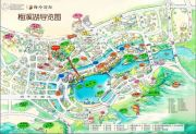 惠天然梅岭国际交通图