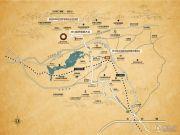 奥伦达部落・原乡交通图