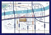 龙湖・郦城公馆交通图