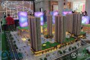 百汇国贸中心沙盘图