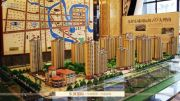 东城国际沙盘图