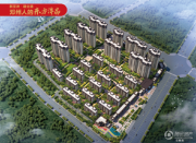 邓州建业城规划图