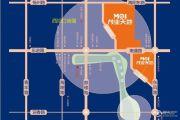 茂业观园 高层交通图