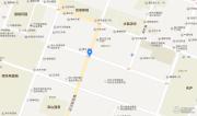 蓝光・香江花园交通图